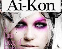 Ai-Konic Magazine Senior Capstone 2012