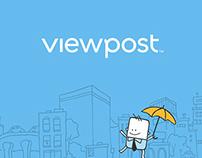 Viewpost Brand Identity