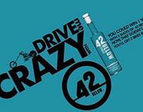 Poster for 42BELOW Vodka