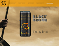 Energy Drink - Black Broth