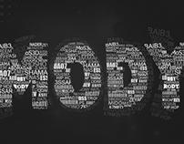 Mody Typography V.2