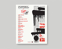 Virgin Records - Magazine Adverts