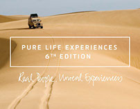 PURE Life Experiences 2014