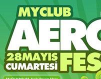MyClub Aero fest
