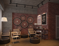 Brodev's office interior design