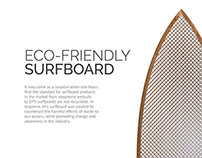 Core | Eco-Friendly Surfboard