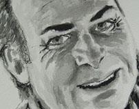 Retrato de Pablo