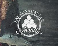 Salmon&Caviar Family