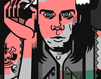 Nick Cave / Portrait