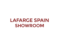 LAFARGE SPAIN SHOWROOM