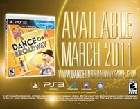 Dance on Broadway Launch Trailer