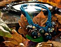 Jewellry Editorial. Magdala Autumn 2011.