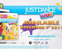 Just Dance: Kids 2 Launch Trailer