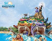 Yas Waterworld Launch Radio