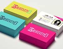 Kreativity13~ Business Cards(Version 1)