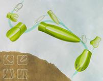 Vegetal Care. (Prototypage 3D)