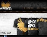Heartless Clothing Co.
