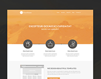 Free HTML5 Web Template & Tutorial
