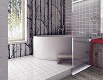 Roca Designer // bathroom design