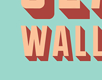 Sea Walls Mural Logo