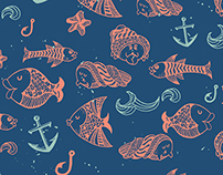 Textura-Bajo del Mar