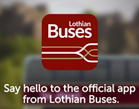 Our Official App - Lothian Buses