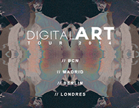 Digital Art Tour 2014