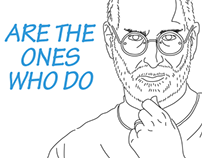 Steve Jobs Tribute: Storyboard