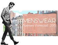 Menswear Fashion Forecast Trend Book 2015
