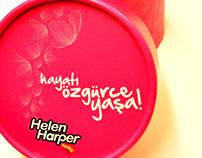 Helen Harper blogger kit
