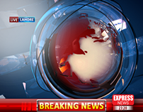 Express News Tv- New Look 2013-14