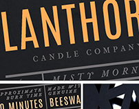 Lanthorn Candle
