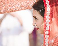An indian wedding in Mumbai