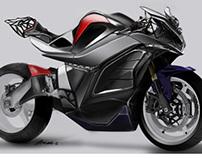 Honda EVRR