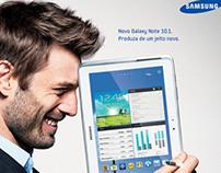 Samsung - Galaxy Note 10.1