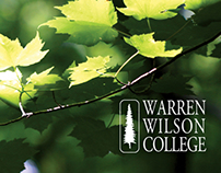 Select Print Design for Warren Wilson College