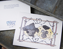 Ugly Animal Cards