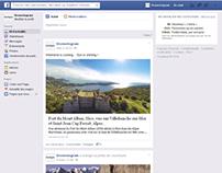 Facebook teste un nouveau timeline!
