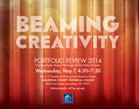 Beaming Creativity- Portfolio Review