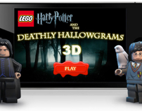 "Lego & Harry Potter 7 ""Deathly Hallowgrams"""