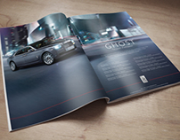 Artwork - Rolls Royce Press Ads