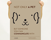 Poster Design for Pet Adoption
