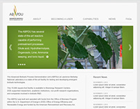 ABPDU Website redesign