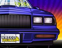 Wheels & Deals - Megatouch