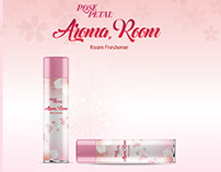 Aroma Room By Rosepetal (Room Freshener Design)