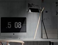 SkolBank Lamp (Design & Modelling)
