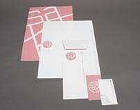 Sakura Restaurant Identity