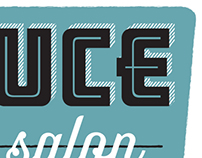 Spruce Hair Salon Logo