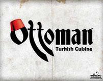 Ottoman Turkish Cuisine Logo