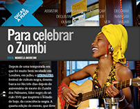 Digital magazine O Globo a Mais